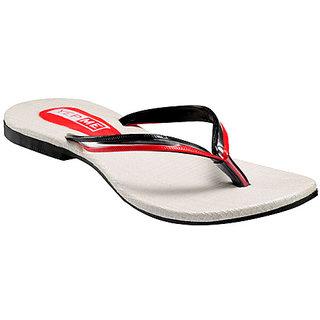 Yepme Black & Red Sandals