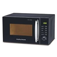 Morphy Richards Microwave Oven 20MBG (Free Microwave Starter Kit Worth Rs.1595)