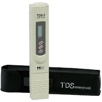 Digital TDS Meter Water Purifier Tester And Thermometer + Carrying Case