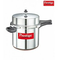 Prestige Aluminium Pressure Cooker - 12 Ltrs