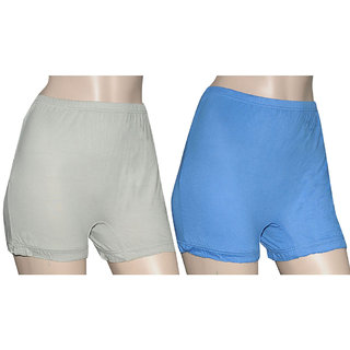 Poliss Light Color Plain Shorts (Option 2)