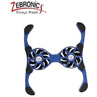 Zebronics Powerful  Laptop Cooling Pad