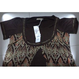 Sepia Women's Top Choco Brown