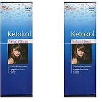 Anti Dandruff Shampoo (PACK OF TWO) 100mlX2 = 200ml - 3602330