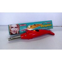 Dolphin 2 In 1 Electronic Gas Lighter With Led Torch