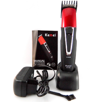 Kemei KM-1008 RECHARGEABLE Beard & Moustache HAIR Clipper & Trimmer For Men