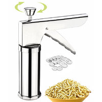 Stainless Steel Kitchen Press,Murukku Maker, Farsan Maker, Sev Machine