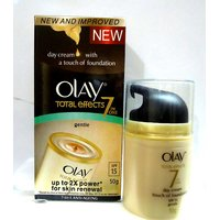Olay Total Effects 7-In-1 With Touch Of Foundation Spf 15 50g.