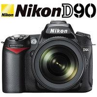 NIKON D90 DSLR CAMERA 18-105 VR LENS FREE SHIPPING BRAND NEW SEALED NEVER OPENED