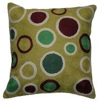 Bubble RGY Cushion Cover
