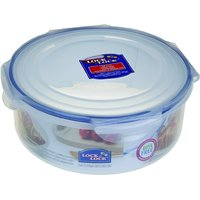 Lock&Lock Round Nestable Container, 1.9 Litres