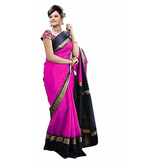 9d29bc775c1609 Buy Pink Sarees Online   ₹4500 from ShopClues
