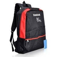 Reebok Back Pack Signed By M.S.Dhoni