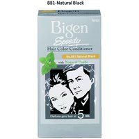 Bigen Speedy Hair Color Conditioner Natural Black No 881