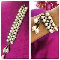 Royal Pearls Bracelet Bracelet