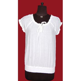 Summer Cool Designer Western Top Casual Wear Dress