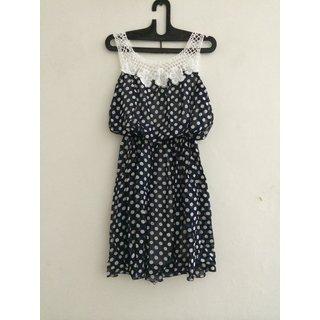 Women Dress/ Designer Ladies Dress With Comfort Fit/ Small Size Ladies Dress