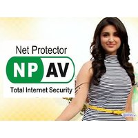 Net Protector Antivirus Total Internet Security 2014 1 User 1 Year