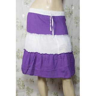 New Hot And Sexy Design Pure Cotton Short Summer Skirts Beautiful Looks For Girs