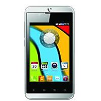 Videocon A10 Dual SIM Android Mobile Phone - Black
