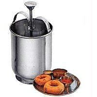 Stainless Steel Medu Vada Maker