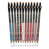 Double Sided Eye Liner Pencil And Lip Liner 12 Pencils