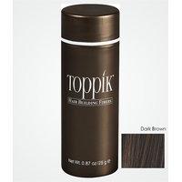Toppik Hair Building Fiber - Dark Brown 25 Gm