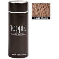 Toppik Hair Building Fiber - Light Brown 25 Gm