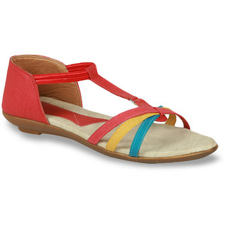 Studio 9 All Season Sandal Red