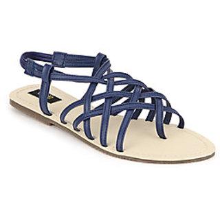A&N Women's Blue Sandal