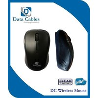 DC Wireless Mouse With 1 Year Replacement Warranty