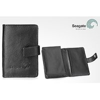 Seagate-Black Hard Disk Cover Hard Disk Carry Pouch For Seagate Backup Plus