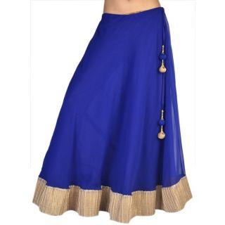 Stylish Solid Women's Broomstick Skirt