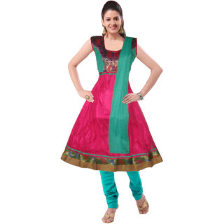 Designer Full Anarkali Pattern Dress By Dreameast