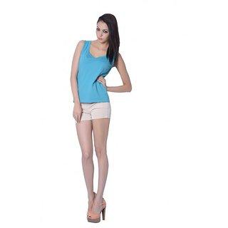 Trendy Divva 1491 Blue Top