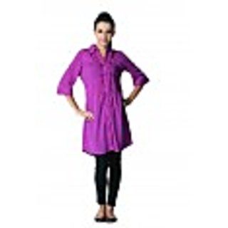 Trendy Divva S12-540 Purple Tunic