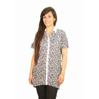Ssysa Cambric Women's Shirt Dress