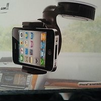 Fly Universal Car Windshield Mount Mobile Gps Ipod Iphone Iphone 4 Holder