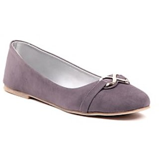 Pari Stylish Grey Women's Bellies