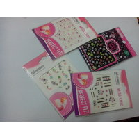 Lesha Nail Art Sticker + Nail Dot Stick