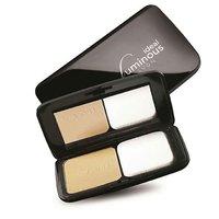 Avon Ideal Luminous Dual Powder Foundation SPF 15 (light Wheat)