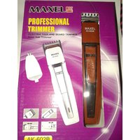 MAXEL 2 In 1 Electric Hair And Beard Trimmer Nose Hair Trimmer
