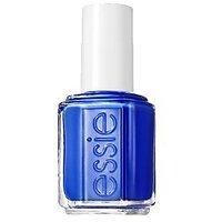 Essie Winter Collection BUTLER PLEASE Blue Nail Polish 819 Lacquer Salon Mani