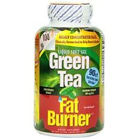 Applied Nutrition Green Tea Fat Burner, Maximum Strength With 400 Mg EGCG,