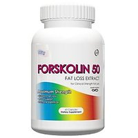 Forskolin-Belly Blasting Supplement, 60 Capsules, 250mg Of Forskolin Coleus