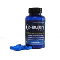 "Z-burn -- 60 Capsules -- Night Time Fat Loss Supplement - ""Sleep Great, Lose"