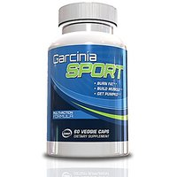 Garcinia Sport-Testosterone Booster And Fat Burner With Garcinia Cambogia, 60