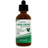 Green Coffee Bean Extract - Fast Absorbing Liquid - 100% Natural Weight Loss