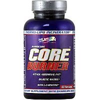 Human Evolution Supplements Core Burner 60 Capsules