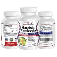 Pure Garcinia Cambogia Extract - Best Weight Loss Pills For Men And Women -